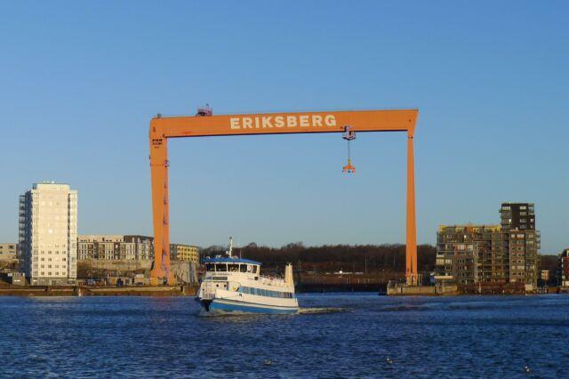 Samtal om hamnen