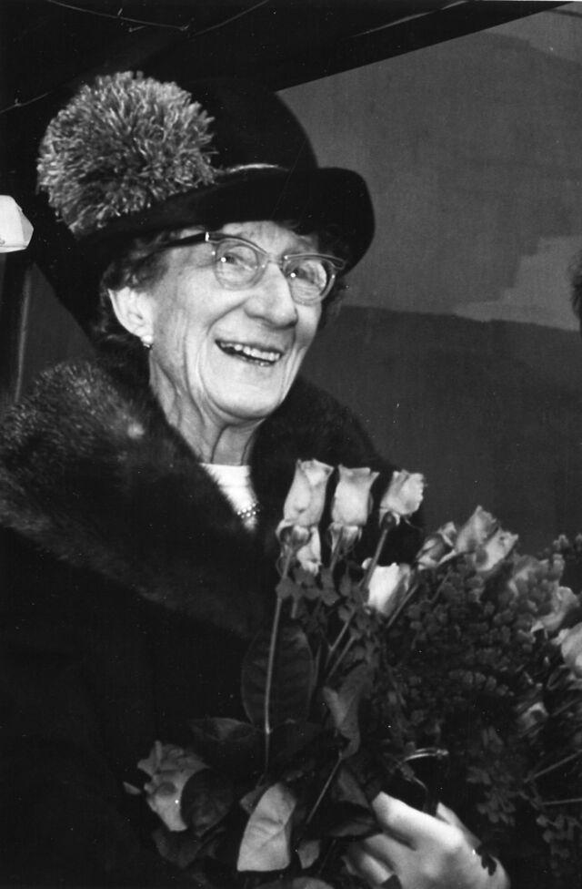 Samtal om Ann-Ida Broström