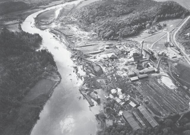 Jordskred och katastrofarkeologi