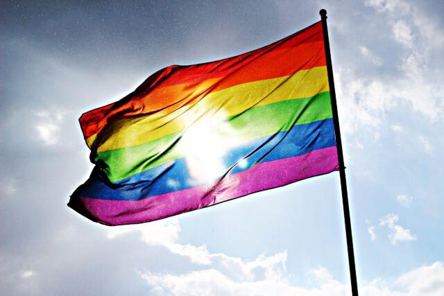 West Pride: 400 år av sex, visning